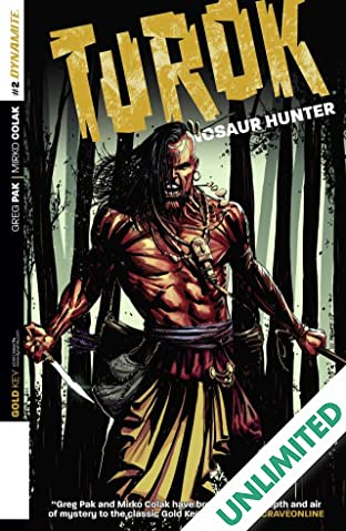 Turok: Dinosaur Hunter #2: Digital Exclusive Edition