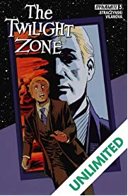 The Twilight Zone #3: Digital Exclusive Edition