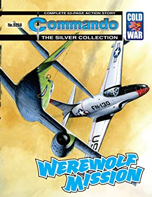 Commando #5258: Werewolf Mission