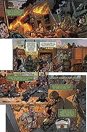 Masked Republic Luchaverse: Konnan and The Ambassadors #1