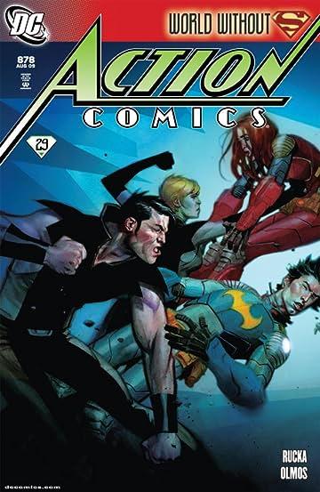 Action Comics (1938-2011) #878