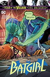 Batgirl (2016-) #39