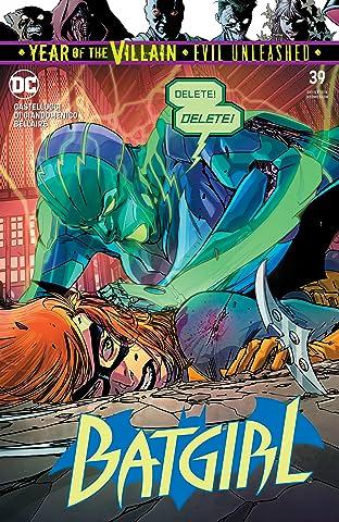 Batgirl (2016-) No.39
