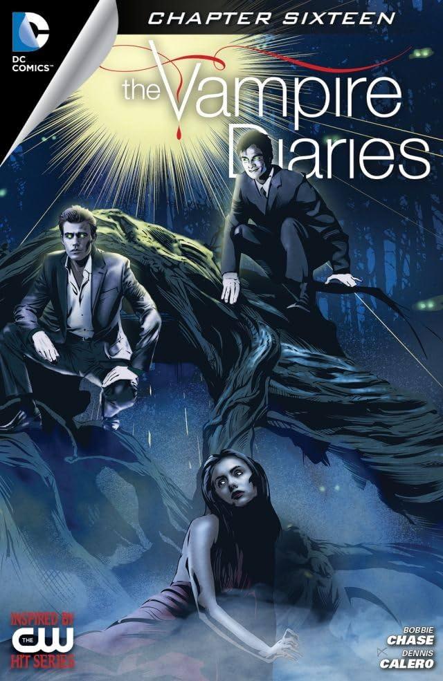 The Vampire Diaries #16