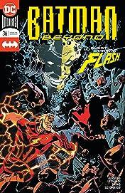 Batman Beyond (2016-) #36
