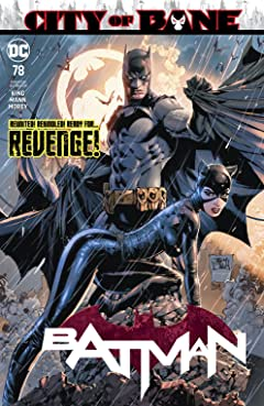 Batman (2016-) No.78