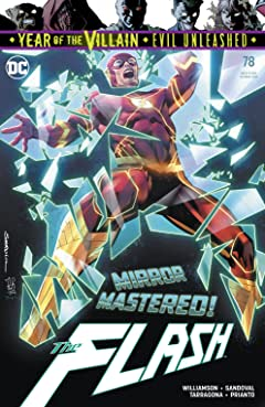 The Flash (2016-) #78
