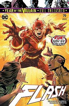 The Flash (2016-) #79