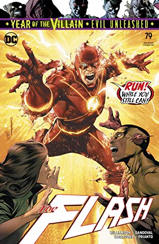 The Flash (2016-) #79