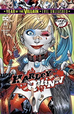 Harley Quinn (2016-) #65