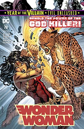 Wonder Woman (2016-) #78