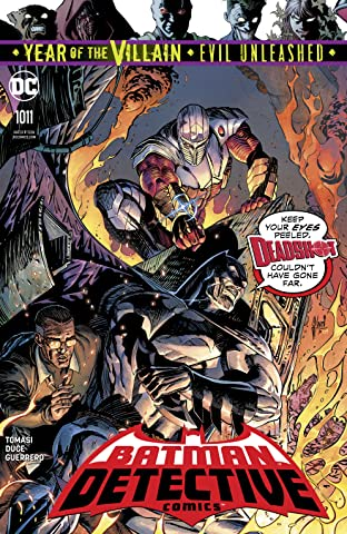 Detective Comics (2016-) #1011