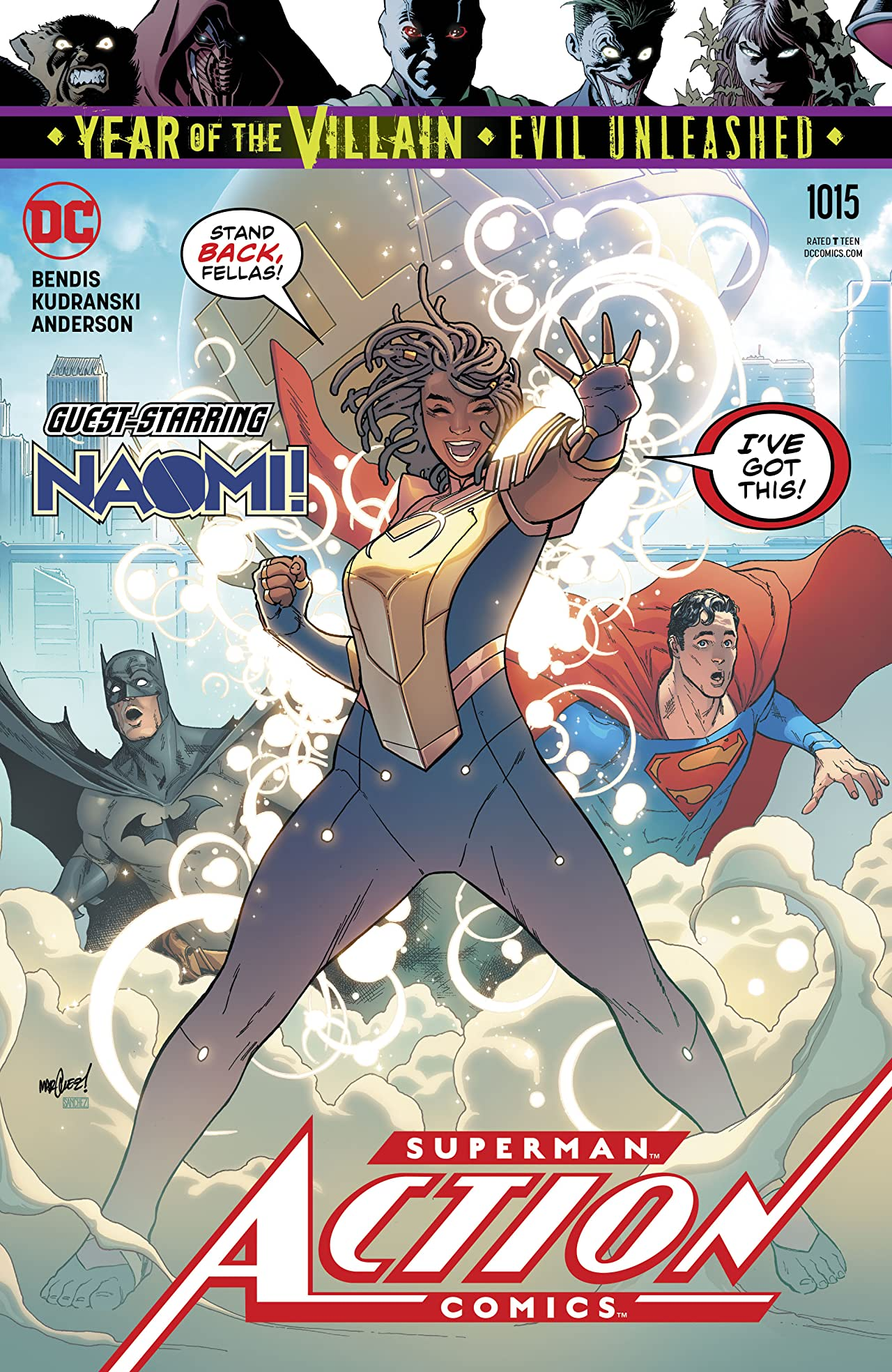 Action Comics (2016-) #1015