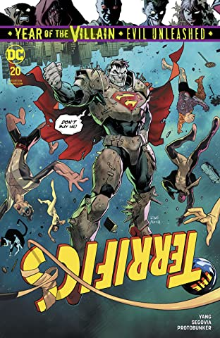 The Terrifics (2018-) #20