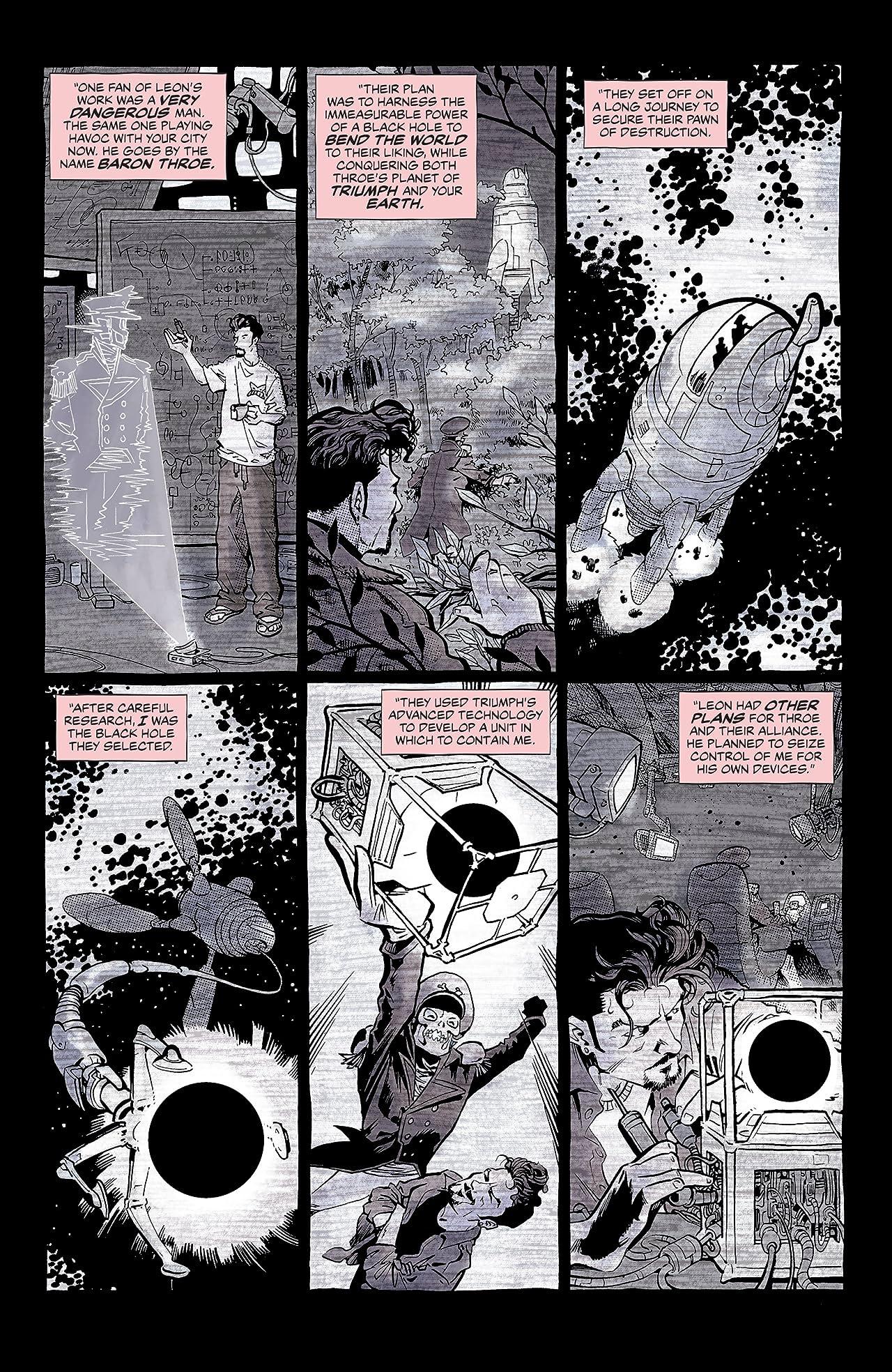 Collapser (2019-) #3