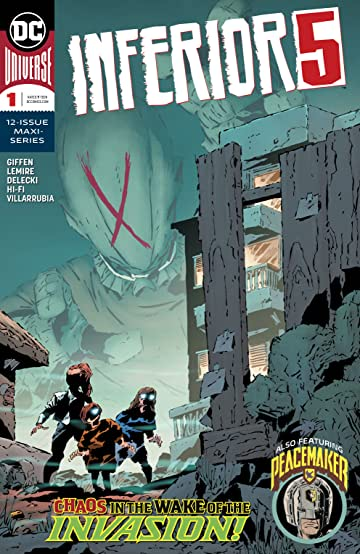 Inferior Five (2019-) #1