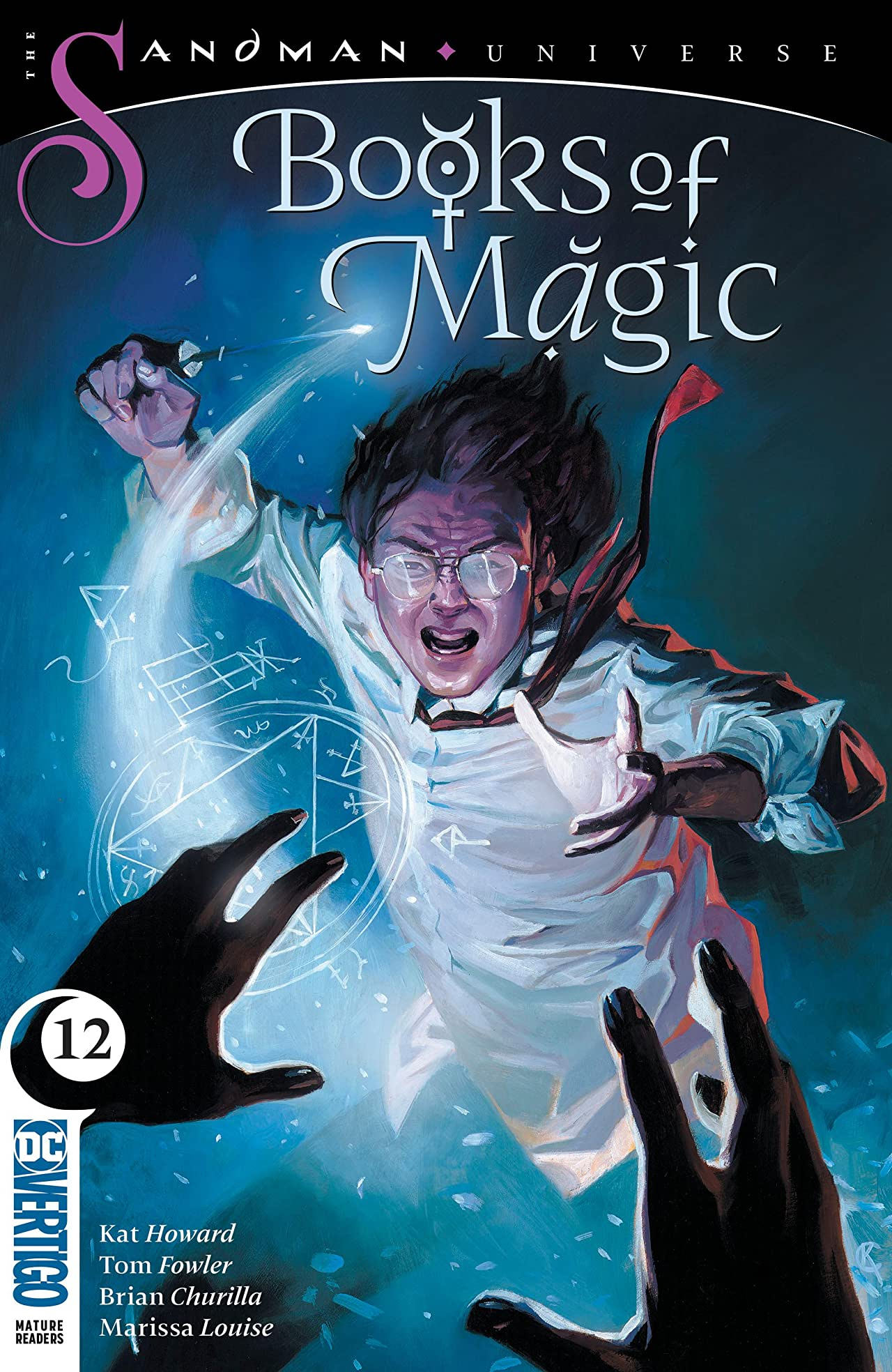 Books of Magic (2018-) #12