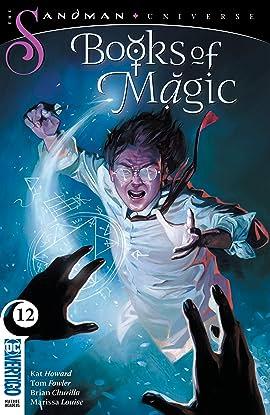 Books of Magic (2018-) #12