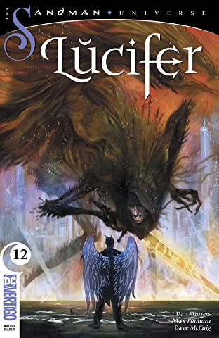 Lucifer (2018-) No.12