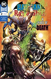 Batman vs. Ra's Al Ghul (2019-) #2