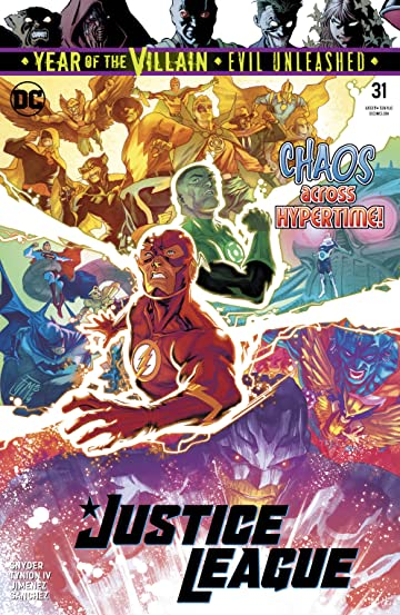 Justice League (2018-) No.31