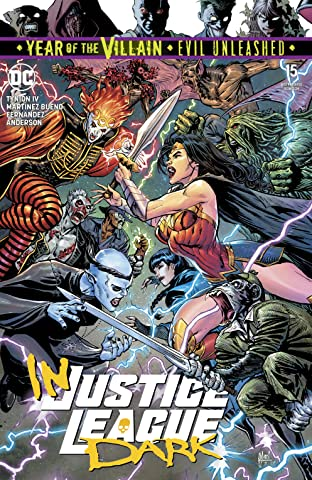 Justice League Dark (2018-) #15