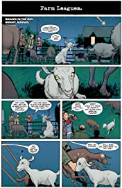 Quantum and Woody (2013- ): Goat #0: Digital Exclusives Edition