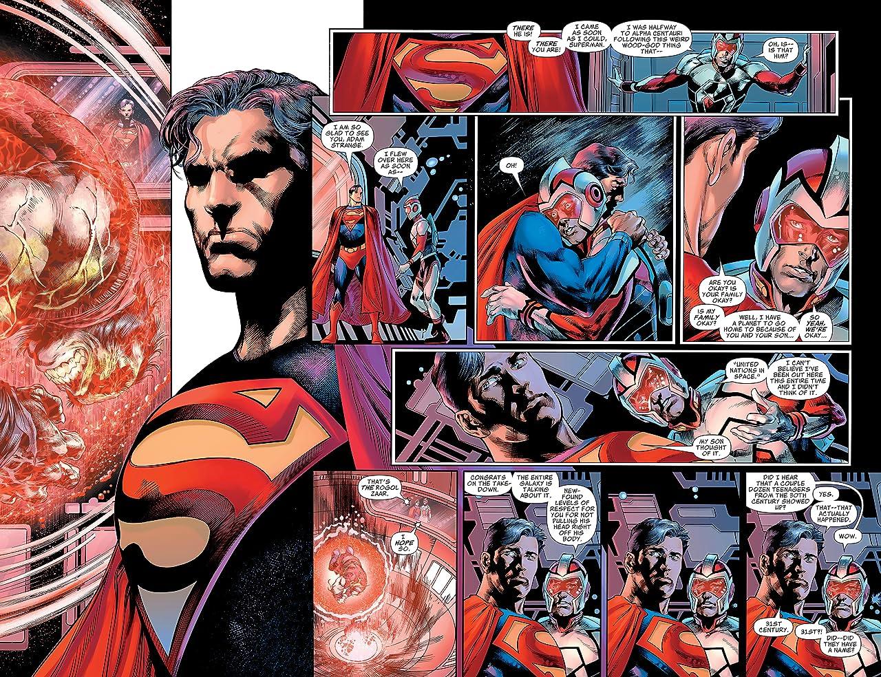 Superman (2018-) No.15