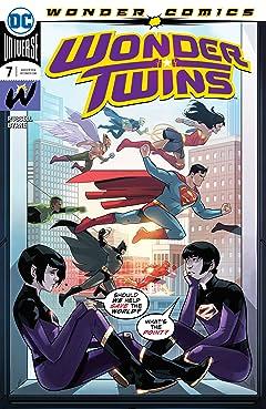 Wonder Twins (2019-) No.7