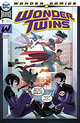 Wonder Twins (2019-) #7