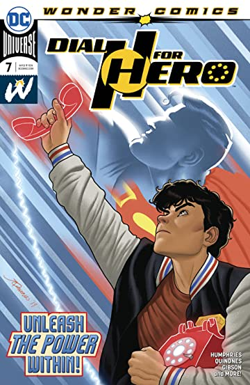 Dial H for Hero (2019-) #7