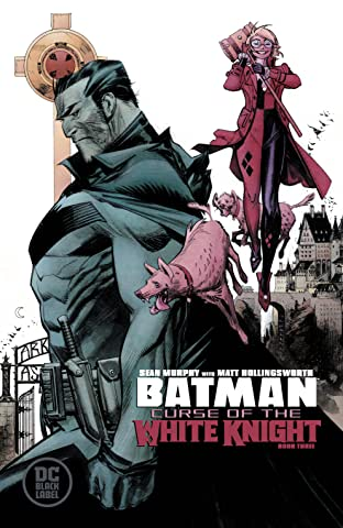 Batman: Curse of the White Knight (2019-) No.3