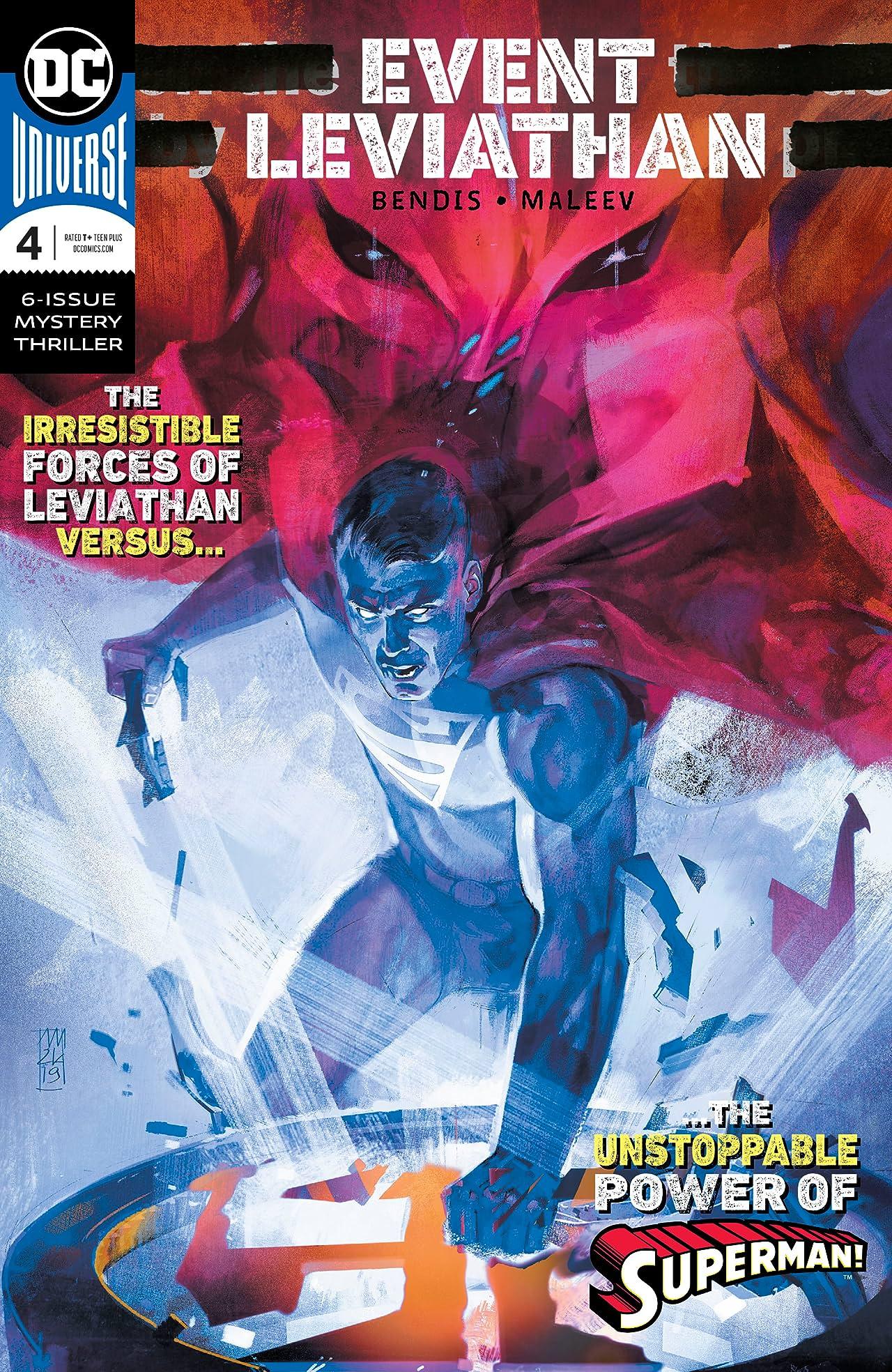 Event Leviathan (2019-) No.4
