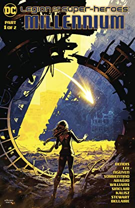 Legion of Super-Heroes: Millennium (2019) #1