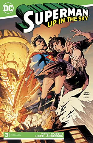 Superman: Up in the Sky (2019-) No.3
