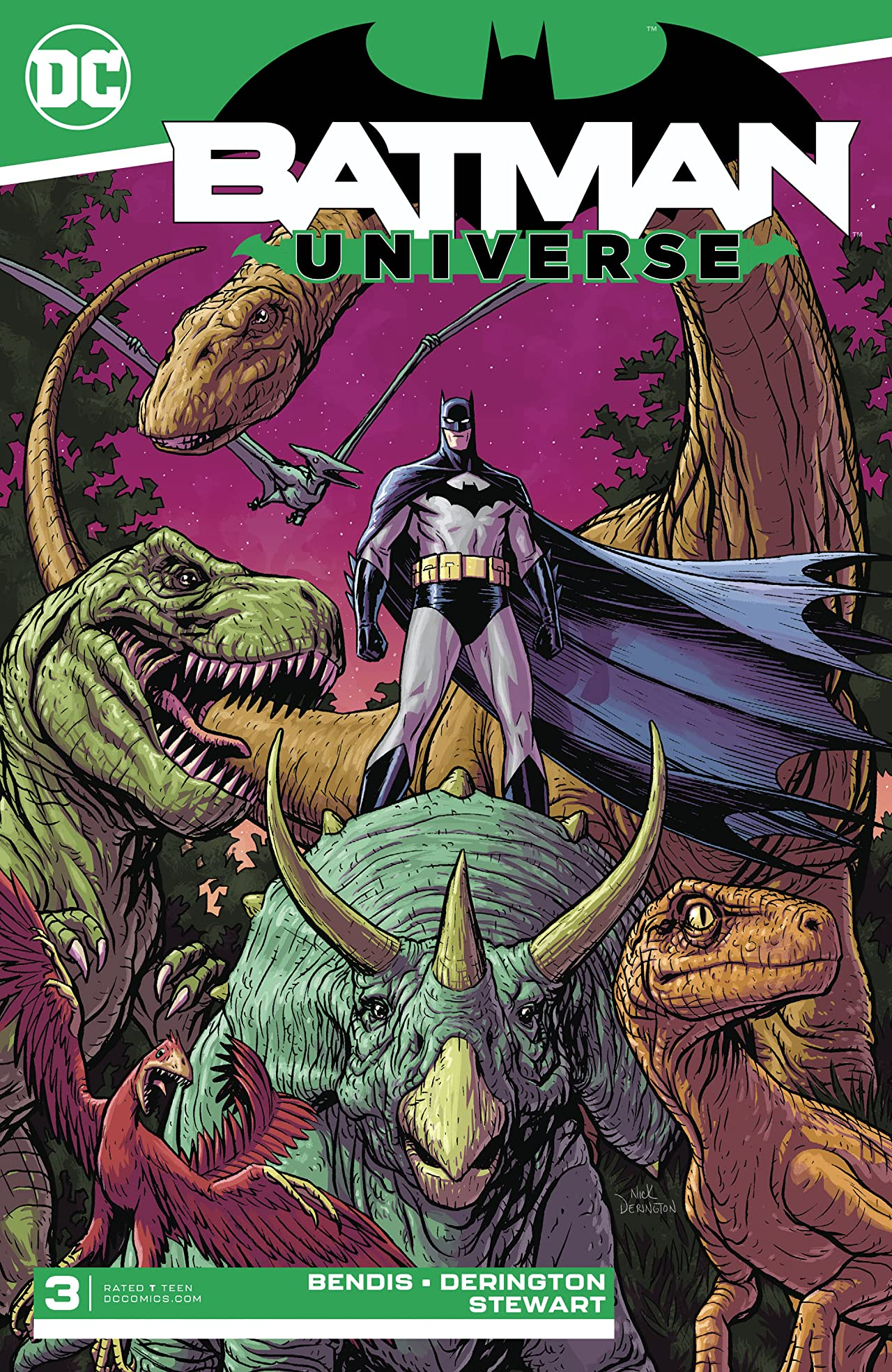 Batman: Universe (2019-) No.3