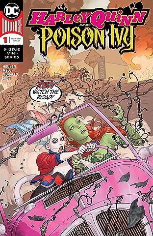 Harley Quinn & Poison Ivy (2019-) #1