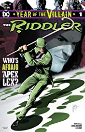 Riddler: Year of the Villain (2019-) #1