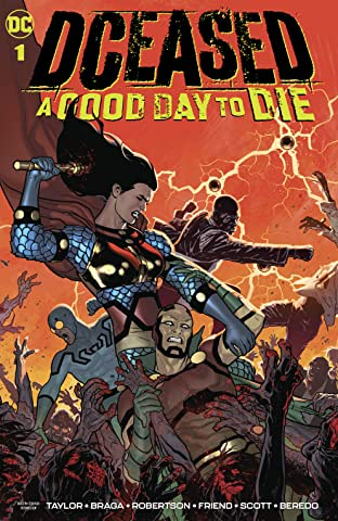 DCeased (2019-): A Good Day to Die #1