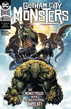 Gotham City Monsters (2019-) No.1