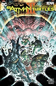 Batman/Teenage Mutant Ninja Turtles III (2019-) #5