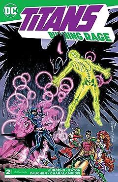 Titans: Burning Rage (2019-) #2