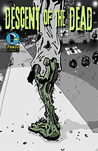 Descent of the Dead TPB Tome 1: Descent of the Dead Trade Paperback