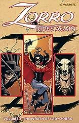 Zorro Rides Again Vol. 2: Wrath of Lady Zorro