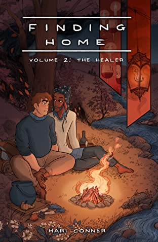 Finding Home Tome 2: The Healer