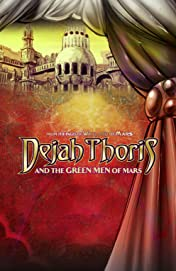 Dejah Thoris and the Green Men of Mars Vol. 1: Red Meat
