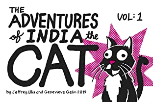 The Adventures of India the Cat No.1