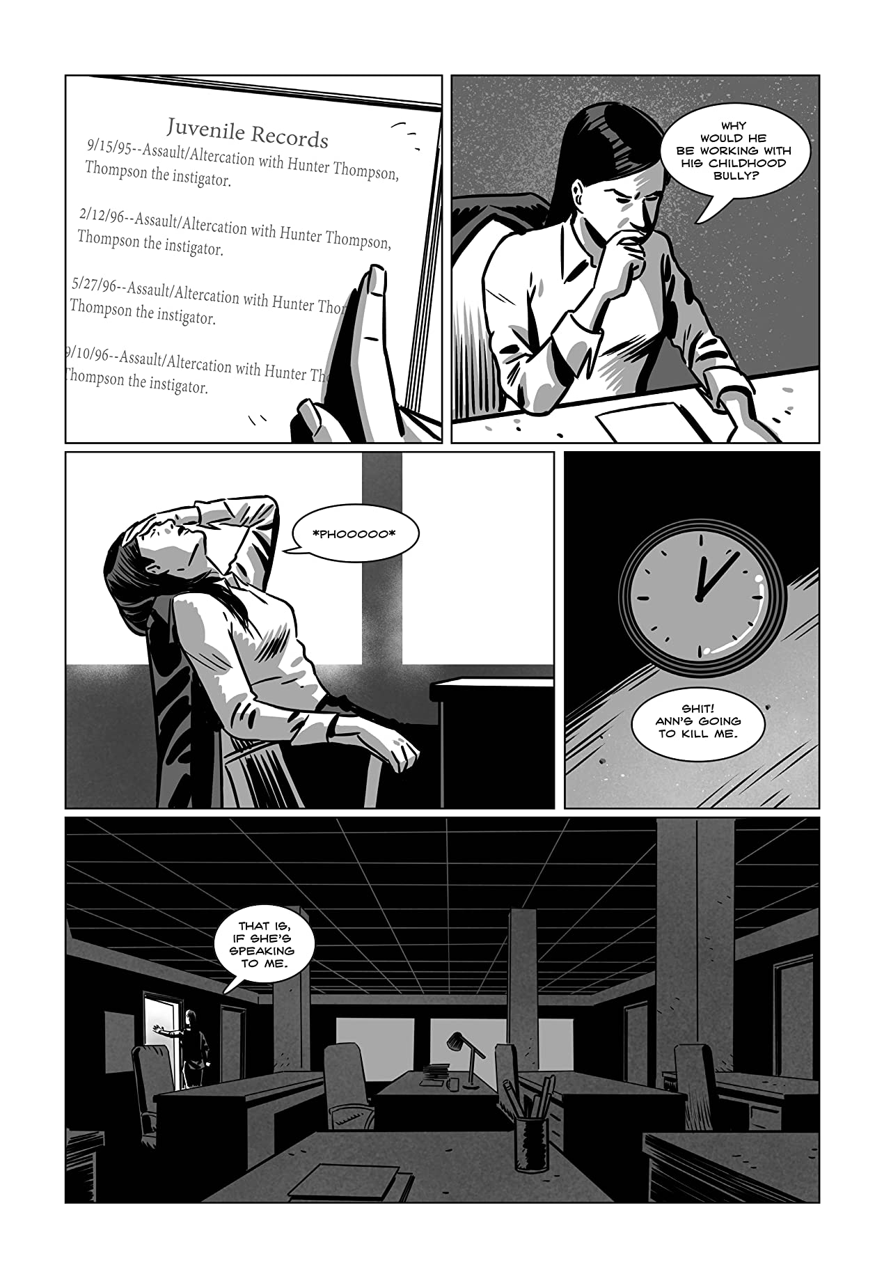 Rebirth of the Gangster 14 #14