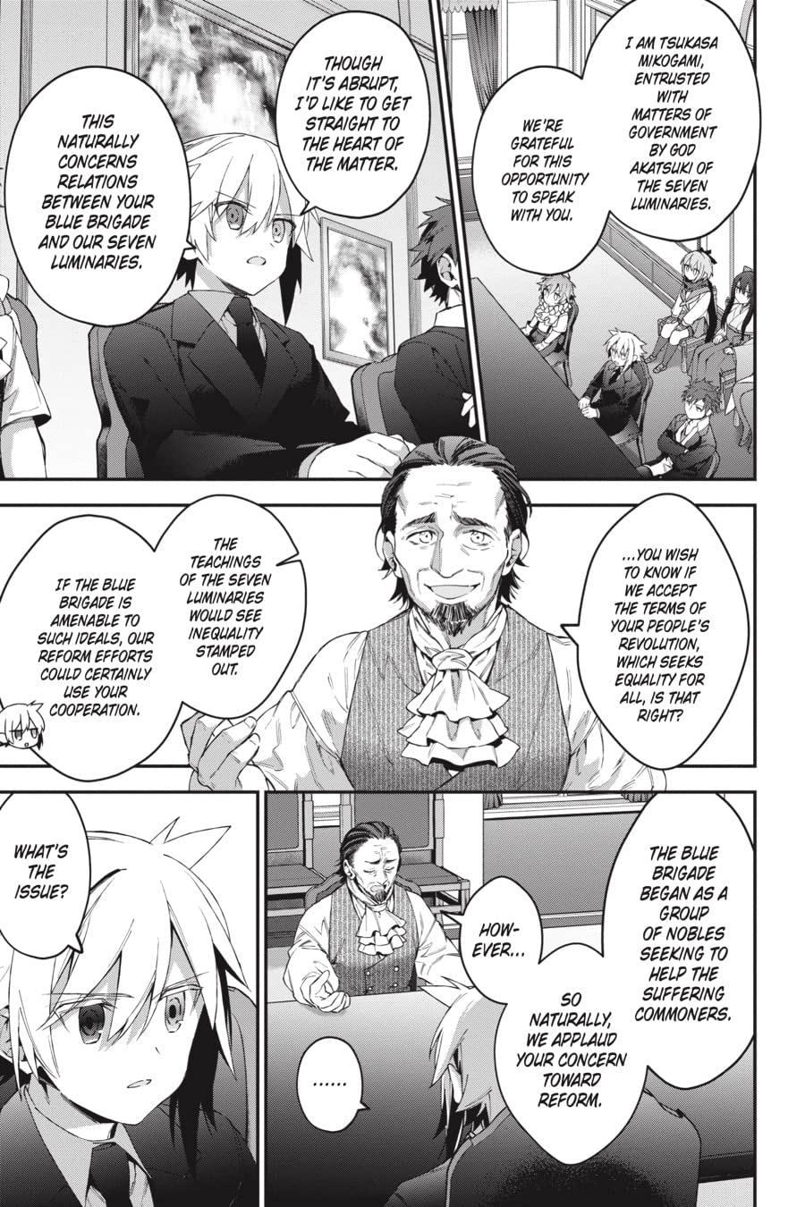High School Prodigies Have It Easy Even in Another World! Vol. 5
