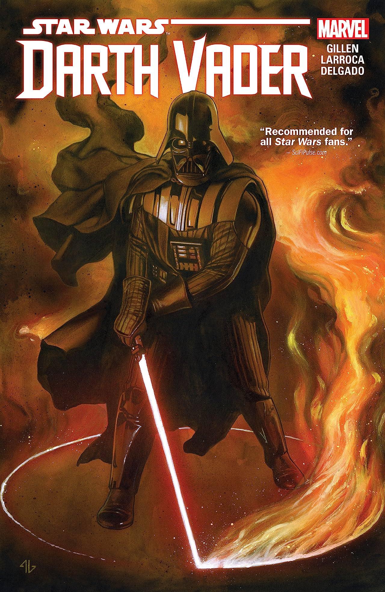 Star Wars: Darth Vader by Kieron Gillen Tome 1